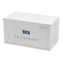 Containerbloc 150 x 80 x 80 mm.