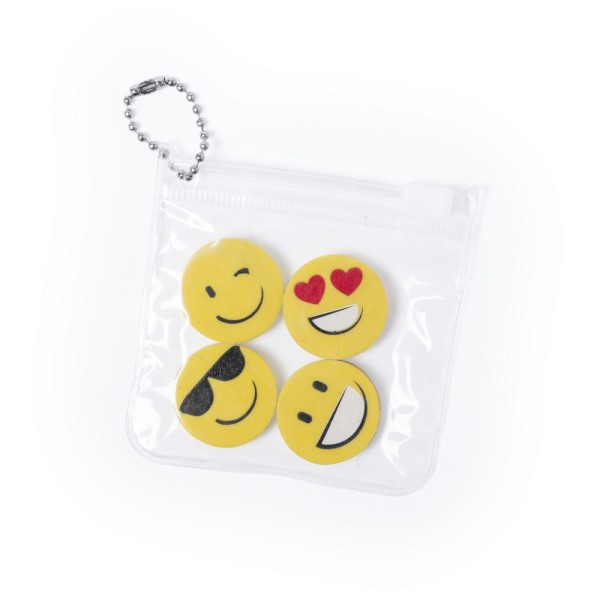 Smile gum set in etui